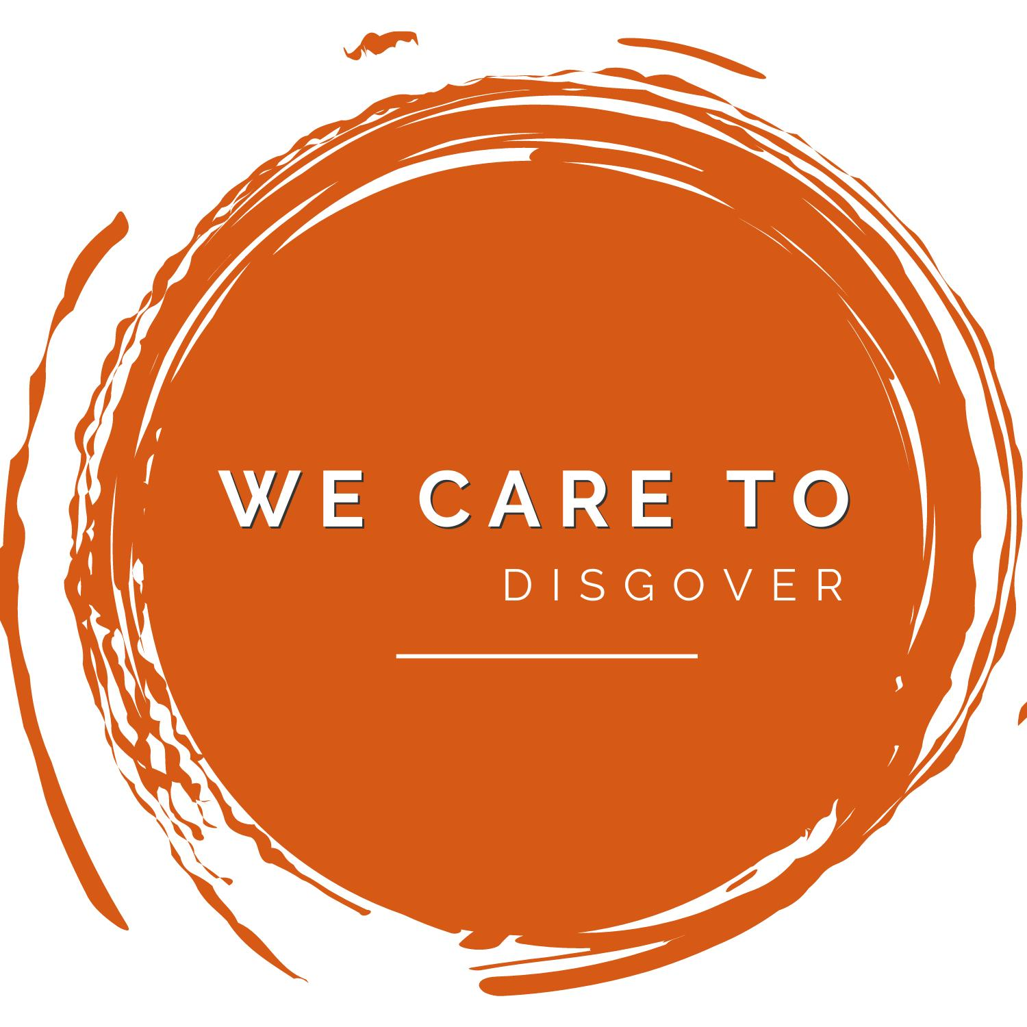 We Care to DisGover